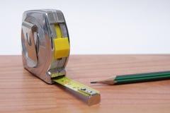 Het meten van hulpmiddel Stock Foto's