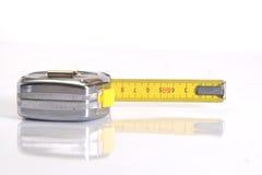 Het meten van hulpmiddel Stock Afbeeldingen