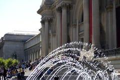 Het Metropolitaanse Museum van New York van Art. Royalty-vrije Stock Foto