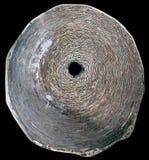 Het metselwerk van de koepel in een cirkel stock afbeelding