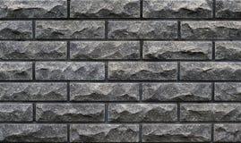 Het metselwerk van de textuurbaksteen met binnennaad Stock Foto's