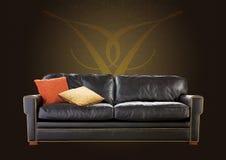 Het meubilair van de bank Royalty-vrije Stock Foto
