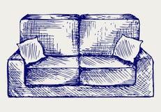 Het meubilair van de illustratie Royalty-vrije Stock Fotografie