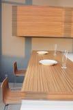 Het meubilair van de keuken Stock Foto's