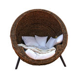 Het meubilair van de rotan Royalty-vrije Stock Afbeelding