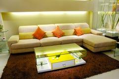 Het meubilair van het huis stock foto