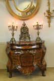 Het meubilair van weleer Royalty-vrije Stock Afbeelding
