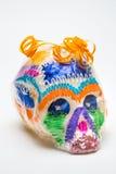 Het Mexicaanse van de het Suikergoedschedel van Calaverita DE azucar originele traditionele voorrecht in pakket Stock Afbeelding