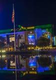 Het MGM-hotel in Las Vegas Royalty-vrije Stock Foto's