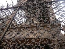 Het middeleeuwse ijzerwerk 2 Stock Afbeelding