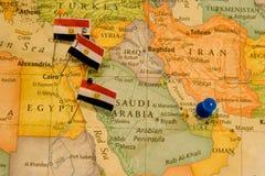 Het Midden-Oosten royalty-vrije stock foto