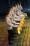 Het militaire Festival van de Muziek Stock Fotografie