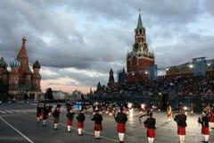 Het militaire Festival van de Muziek Royalty-vrije Stock Fotografie