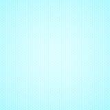 Blauwe het millimeterpapierachtergrond van de driehoek Royalty-vrije Stock Foto's