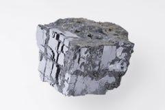 Het Mineraal van het loodglans Stock Foto's