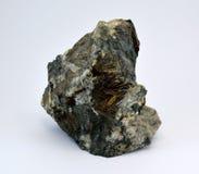 Het mineraal wordt ontgonnen de bergen van Khibiny stock foto's