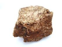 Het minerale kristal natuursteen zeldzame halfedel, achtergrondbehang stock afbeelding