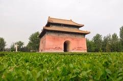 Het Ming-gravenmausoleum Stock Afbeelding