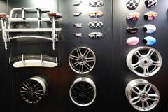 Het mini paviljoen van autodelen Royalty-vrije Stock Fotografie