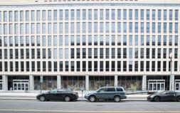 Het Ministerie van Verenigde Staten van Onderwijs in Washington, gelijkstroom, royalty-vrije stock foto