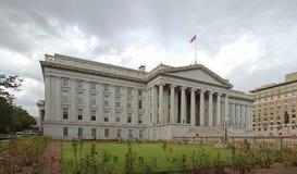 Het Ministerie van Verenigde Staten van Schatkist royalty-vrije stock fotografie