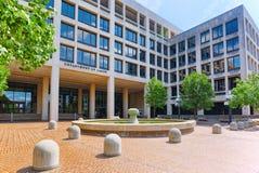 Het Ministerie van Washington, de V.S., Verenigde Staten van Arbeid stock afbeelding