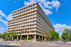 Het Ministerie van Washington, de V.S., Verenigde Staten van Arbeid stock fotografie