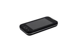 Het mobiele scherm van de telefoonaanraking Stock Foto's