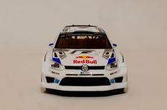 Het Model van BBuragovw polo R WRC 1/43 Royalty-vrije Stock Foto
