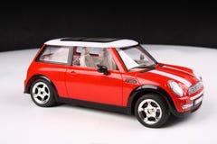 Het model van de auto Stock Afbeeldingen