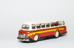 Het model van de bus royalty-vrije stock afbeeldingen