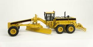 Het model van de de motornivelleermachine van Caterpillar 24h Royalty-vrije Stock Foto