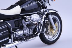 Het model van de motorfiets Stock Foto's