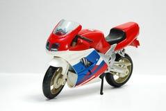 Het model van de motorfiets Stock Fotografie