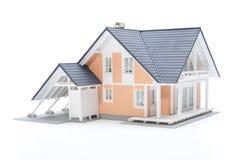 Het model van het huis Royalty-vrije Stock Fotografie