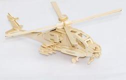 Het model van het vliegtuig stock afbeeldingen