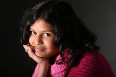Het model van Latina Stock Foto
