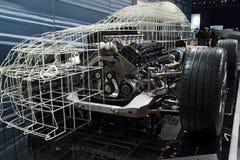 Het model van Lexus Stock Foto