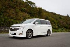 Het Model van Nissan ENGRAND 2012 Royalty-vrije Stock Afbeelding