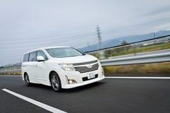 Het Model van Nissan ENGRAND 2012 Royalty-vrije Stock Fotografie