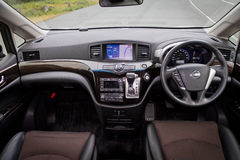 Het Model van Nissan ENGRAND 2012 Stock Foto