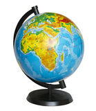 Het model van onze planeet Stock Afbeelding