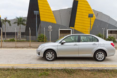 Het Model van Toyota Corolla 2013 Stock Foto