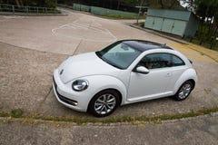 Het Model van Volkswagen Beetle 2013 Stock Afbeeldingen