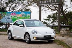 Het Model van Volkswagen Beetle 2013 Royalty-vrije Stock Foto's