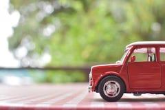 Het Modelstuk speelgoed Royalty-vrije Stock Foto's