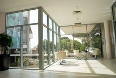 Het moderne Binnenland van de Bouw Stock Foto