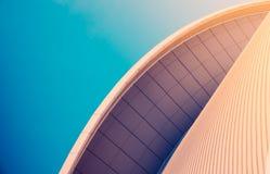 Het moderne detail van de Architectuur Stock Foto