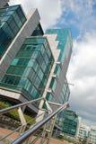 Het moderne district van het Bureau Stock Foto's