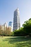Het moderne gebouw Stock Afbeelding